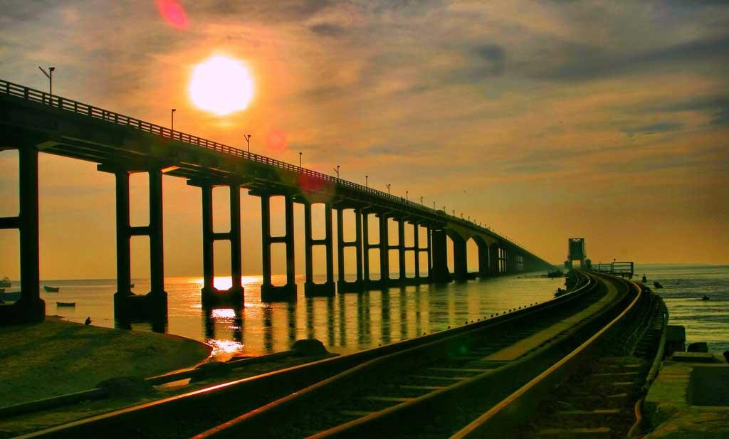 Pamban Bridge